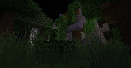 Witch House - Dark Forest Minecraft Map & Project