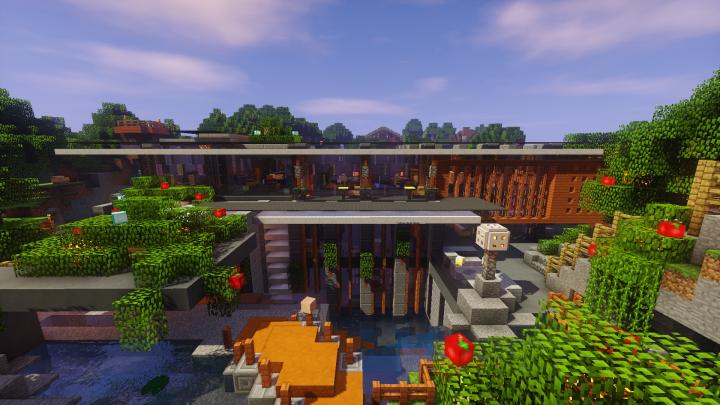 [Карта] WA-House — Дом в стиле модерн