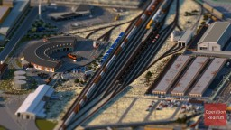 Railyard | OR Minecraft