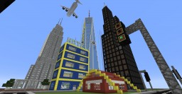 Choice City Minecraft Map & Project