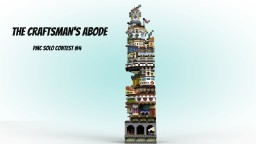 The Craftsman's Abode - PMC Solo Contest #4 Minecraft Project