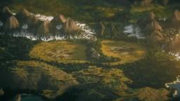 Azorzeia - Gardens of the Wild [6000 x 6000 map] | Theme - gardens [1.7]