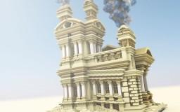 The Azur Manor - by Posyeidon [Desert Detour Contest]