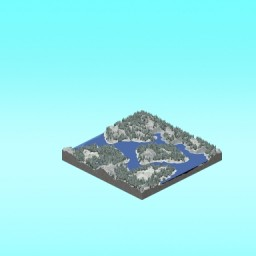 Montanhas IceSthaks Minecraft Project