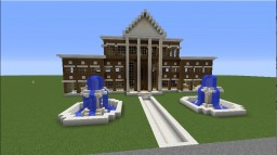 City Hall - City Project Minecraft Map & Project