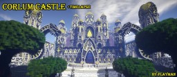 Corlum Castle Minecraft Map & Project