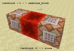 Simple Redstone Clock Minecraft Blog