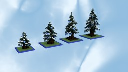 Frost trees #1 Minecraft Map & Project