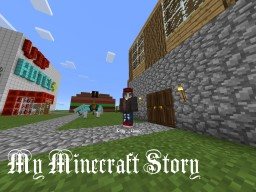 My Minecraft Story- Catligraphy - a 3 year timeline Minecraft Blog