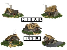 Bouza's Medieval Building Bundle [Download]