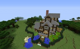 House of the rising son Minecraft Map & Project