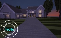 Pointe-Contemporary Home Minecraft
