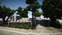 HOUSE MÜLLER                       | Contemporary Modernism | WoK | Minecraft Map & Project