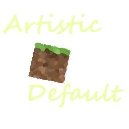 Artistic Default Minecraft Texture Pack
