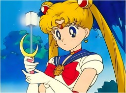 The secret about the Sailor Moon wand.