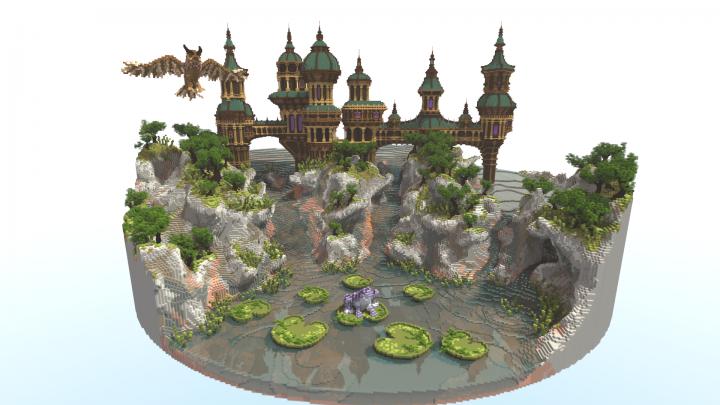 Natures Citadel 3