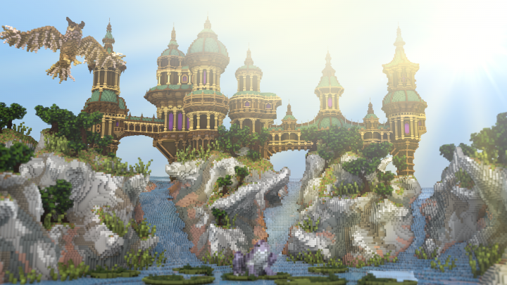 Natures Citadel 2