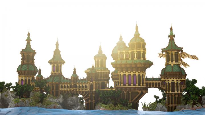Natures Citadel 1
