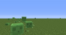 Theory: Why there are always and only slimes on all flat worlds Minecraft Blog