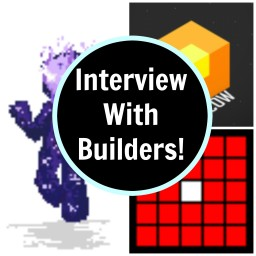 Interview With Builders! - Great Advice For People Starting Out! Minecraft Blog Post