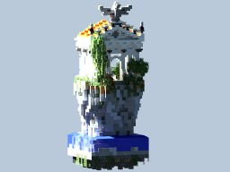 The Last of Atlantis - PMC Chunk Challenge Entry Minecraft Map & Project