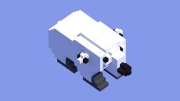 Polar Bear (Model No.40208) Minecraft Map & Project