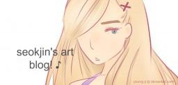 seokjin ・゚: *✧  art blog! Minecraft Blog