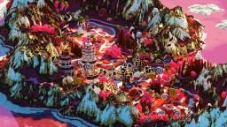 L'ilot de Langerhans - Fallen Kingdom map