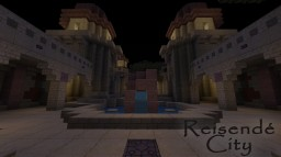 Reisendé City, a Desert City [Download] Minecraft