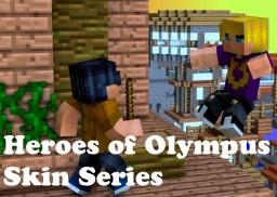 ΩThe Heroes of Olympus Skin SeriesΩ [Updated 7/22/16] Minecraft Blog