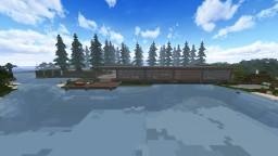 Bruce Wayne residence Minecraft Map & Project