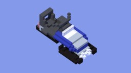 Snowspeeder (Model No.40209) Minecraft Map & Project