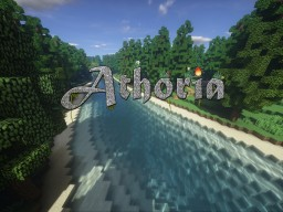Athoria Minecraft Map & Project