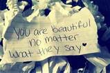 You're all beautiful/handsome! | short blog