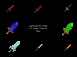 Sword's From Aphmau's Roleplay Mod 1.8.9