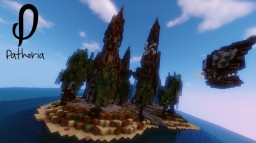 Buildteam Patheria - ISLAND of ASHES Minecraft Project