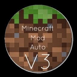 Minecraft Mod Auto V3 [New Links]