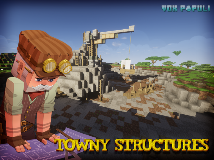 Build advanced structures that work for you