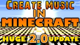 Compose Music In Minecraft! Minecraft Project