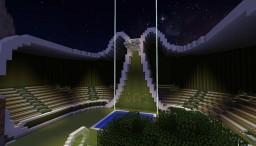 Thimble arena - Arène de dé à coudre Minecraft Map & Project