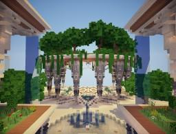|Hanging Gardens Of Azyros| Deconstructed Minecraft Blog