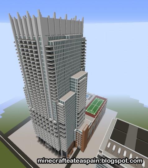 Paper skyscraper charlotte north carolina