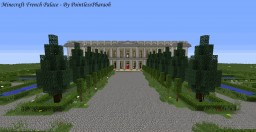 - French Mansion - By PointlessPharaoh Minecraft Map & Project