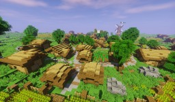 [Cinematic!] Melian Minecraft Map & Project