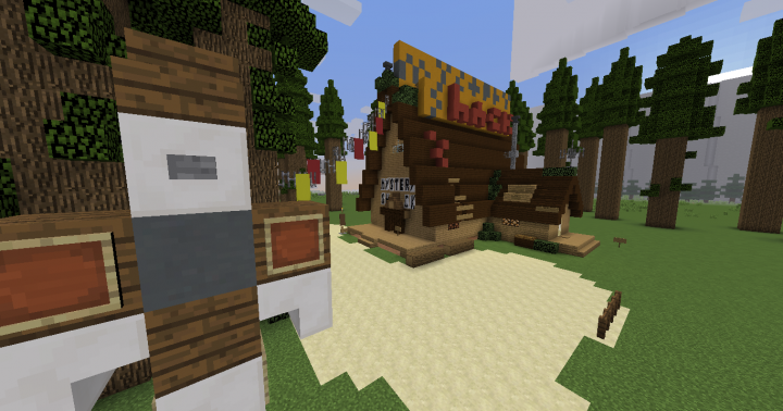 A look at the Mystery shack