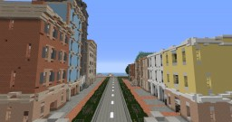 Urban Townhouses (wok) Minecraft Map & Project