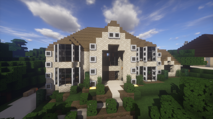 Oakmont homes bellefield minecraft project for Oakmont home builders
