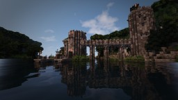 The Watchtower Minecraft Map & Project