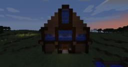 Spruce/Lapiz Mansion Minecraft Map & Project