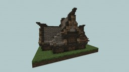 Medium Medieval Home Minecraft